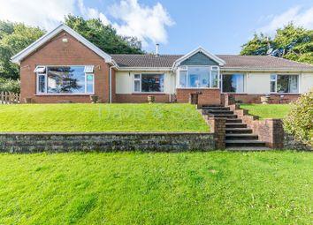 Thumbnail 4 bedroom detached bungalow for sale in Tir-Y-Cwm Lane, Risca, Newport.