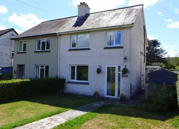 Thumbnail 3 bed semi-detached house for sale in Maesmagwr, Aberystwyth, Ceredigion