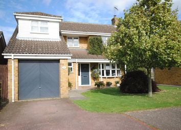 Thumbnail 4 bedroom detached house for sale in Barnaby Rudge, Newlands Spring, Chelmsford