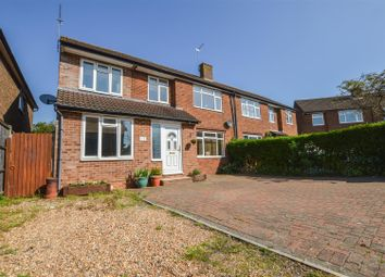 Thumbnail 4 bed semi-detached house for sale in Jubilee Avenue, London Colney, St. Albans