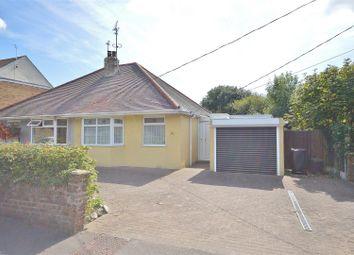 Thumbnail 2 bed semi-detached bungalow for sale in Elm Road, Little Clacton, Clacton-On-Sea