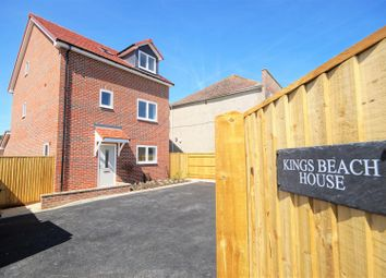 Thumbnail 4 bed detached house for sale in The Parade, Pagham, Bognor Regis
