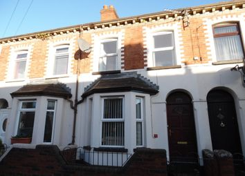 Thumbnail 2 bed terraced house to rent in Parkmount Street, Belfast
