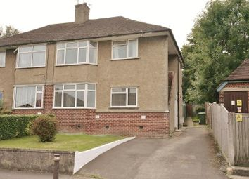 Thumbnail 2 bed flat to rent in Copse Lane, Oxford