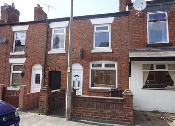 Thumbnail 2 bed terraced house to rent in Weaver Street, Winsford
