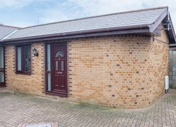 Thumbnail 1 bed bungalow to rent in Matthews Court, Beresford Road, Gillingham
