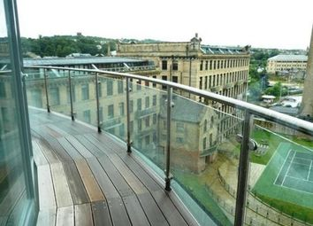Thumbnail 2 bedroom flat to rent in Northern Lights, Victoria Mills, Salts Mill Road, Shipley