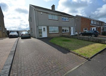 Thumbnail 2 bed semi-detached house for sale in Stronsay Place, Kilmarnock