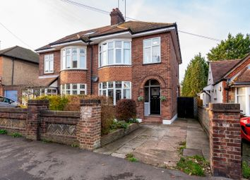 3 bed semi-detached house for sale in First Avenue, Gillingham, Kent ME7