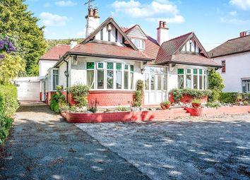 Thumbnail 4 bedroom detached house for sale in Meliden Road, Prestatyn, Clwyd