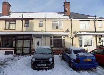 Thumbnail 3 bed terraced house to rent in Cedar Road, Tipton