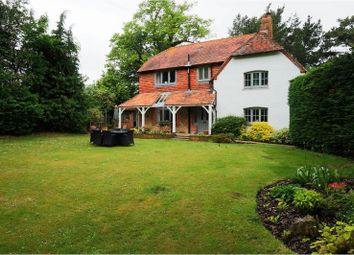 Thumbnail 4 bed detached house for sale in Pulborough Road, Pulborough