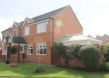 Thumbnail 3 bedroom semi-detached house for sale in Medway Place, Northburn Edge, Cramlington
