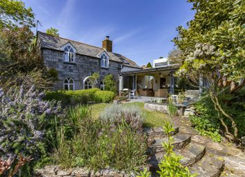 Thumbnail 3 bed property for sale in St. Winnolls Park, Barbican Hill, Looe