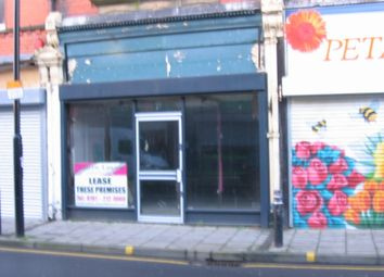 Thumbnail Leisure/hospitality to let in 216 Whitley Road, Whitley Bay, Tyne And Wear