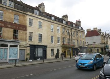 Thumbnail 1 bed flat to rent in Walcot Buildings, Bath