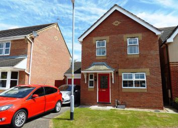 Thumbnail 3 bed detached house for sale in Mallard Court, North Hykeham, Lincoln