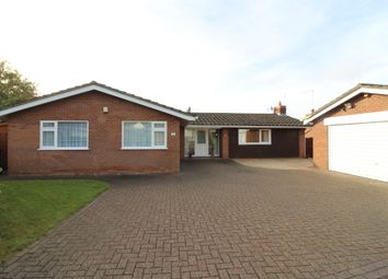 Thumbnail 3 bed detached bungalow for sale in Meggan Gate, Longthorpe, Peterborough