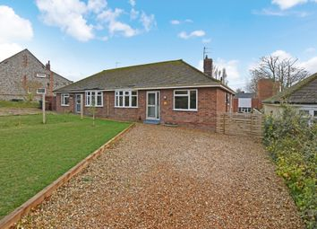 Thumbnail 3 bedroom semi-detached bungalow for sale in Overstrand Road, Cromer