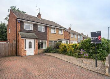 Thumbnail 3 bed semi-detached house to rent in Arthursdale Drive, Scholes, Leeds, West Yorkshire