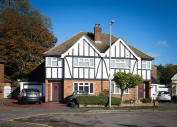 Thumbnail 4 bedroom semi-detached house to rent in Meadow Walk, London