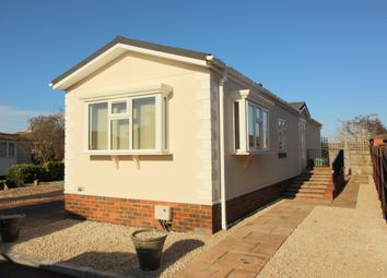 Thumbnail 2 bed mobile/park home for sale in Valdean Park, The Dean, Alresford