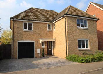 Thumbnail 4 bed detached house for sale in Thomas Crescent, Grange Farm, Kesgrave, Ipswich