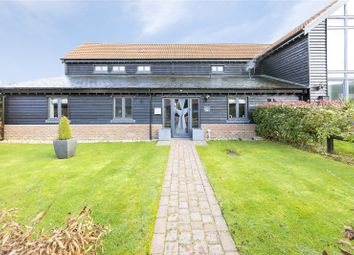 Thumbnail 3 bed semi-detached house for sale in Fyfield Grange, Willingale Road, Fyfield, Ongar