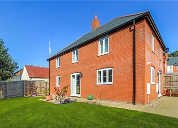 Thumbnail 4 bed detached house for sale in Norman Close, Axminster, Devon