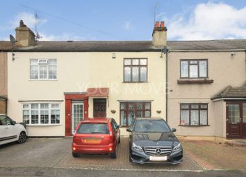 Thumbnail 3 bed terraced house to rent in Aveley Road, Romford
