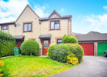 Thumbnail 2 bed end terrace house for sale in Rowe Mead, Pewsham, Chippenham