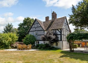 Thumbnail 5 bedroom detached house for sale in Ladbroke, Southam, Warwickshire