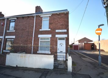 Thumbnail 2 bedroom terraced house to rent in Hilda Terrace, Chester Le Street