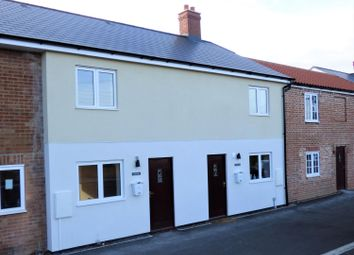 Thumbnail 2 bedroom terraced house for sale in The Terrace, Church Street, Wragby, Market Rasen