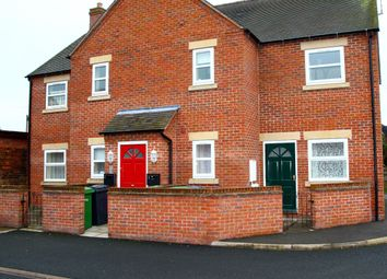 Thumbnail 2 bed flat to rent in Salisbury Road, Market Drayton