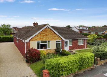 Thumbnail 4 bedroom detached bungalow for sale in Wyndham Road, Newbury