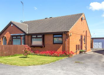 Thumbnail 2 bed semi-detached bungalow for sale in Sandlewood Close, Leeds, West Yorkshire
