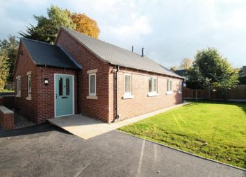 Thumbnail 3 bed bungalow for sale in Coplow Lane, Foston
