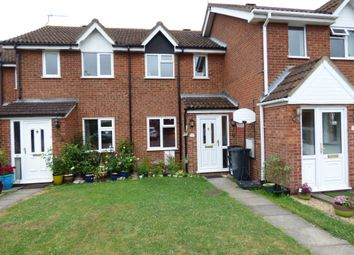 Thumbnail 2 bed terraced house to rent in Foxes Drive, Cheshunt, Waltham Cross