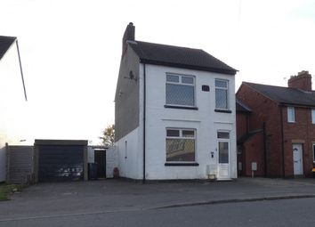 Thumbnail 3 bed detached house for sale in Ashby Road, Coalville, 3