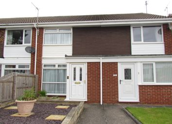 Thumbnail 2 bedroom terraced house to rent in Launceston Close, Kingston Park, Newcastle Upon Tyne