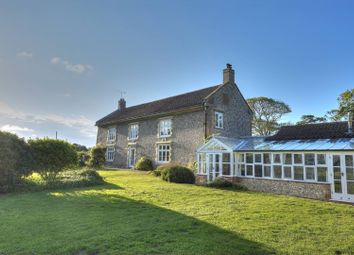 Thumbnail 5 bed farmhouse for sale in Main Road, Sidestrand