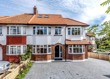 Thumbnail 6 bed property to rent in Groveland Way, New Malden