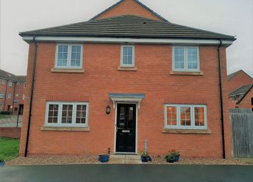 Thumbnail 3 bed semi-detached house for sale in Greenfinch Way, Heysham, Morecambe