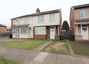 3 bed semi-detached house to rent in Clements Road, Yardley, Birmingham B25