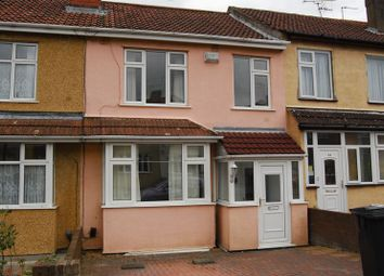 Thumbnail 3 bed terraced house to rent in Wallscourt Road, Filton, Bristol
