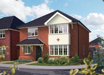 "Thumbnail 4 bed detached house for sale in ""The Canterbury"" at Ashlawn Road, Rugby"
