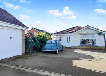 Thumbnail 2 bed detached bungalow for sale in Felton Avenue, Mansfield Woodhouse, Mansfield