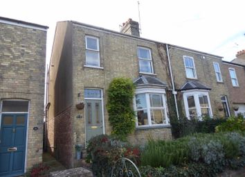 Thumbnail 3 bed town house for sale in Queens Walk, Stamford