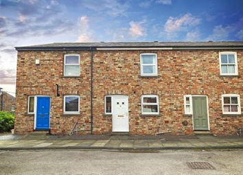 Thumbnail 2 bed town house for sale in Cherry Street, York